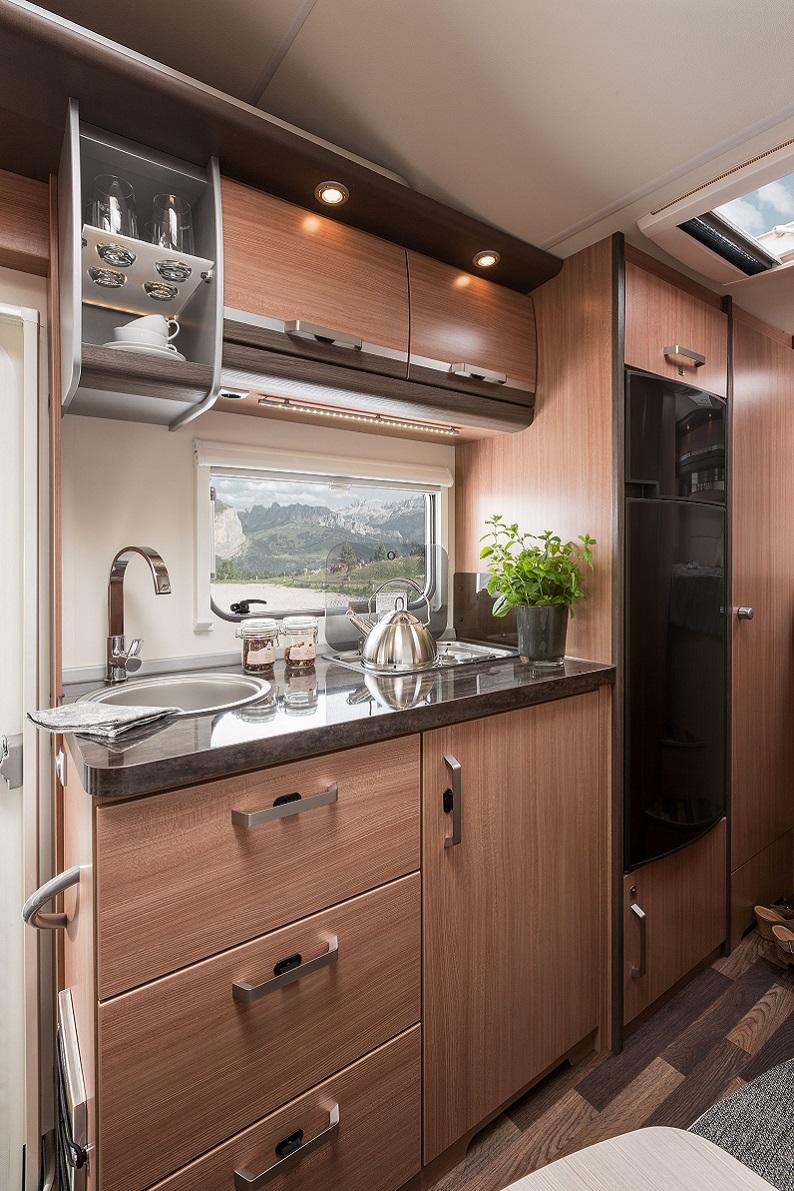 Wohnmobil für 6 Personen