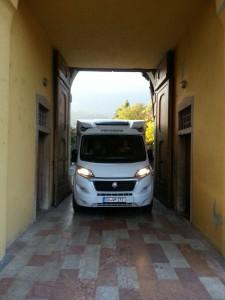 Der Weinsberg in Italien, Kundenfoto