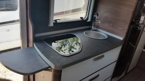 Küchenzeile Live Traveller
