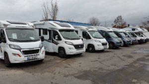 Unsere Fahrzeuge Jahr 2019 - 8 Fahrzeuge aufgereiht